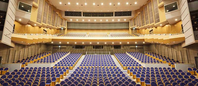 門真市民文化会館 ルミエールホール